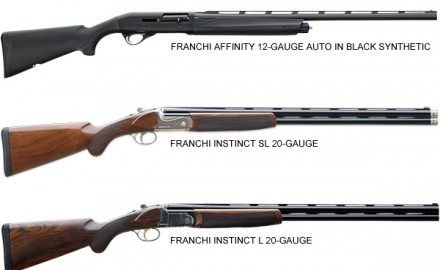 If you are unfamiliar with Franchi, the Italian firearms firm, you probably aren't a grouse hunter.