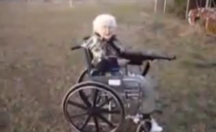 Awesome Redneck Moment of the Week: March 12, 2012  We love our grannies for all the love and