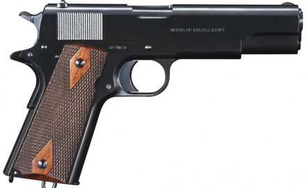 How many firearms designs are still relevant after a 100 years?  Few actually. Of course, the