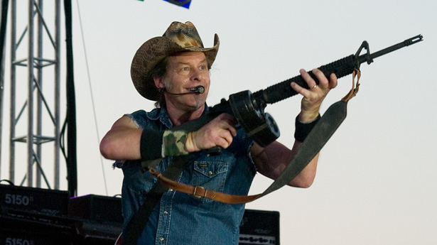 8 Crazy Reasons We Will Always Love Ted Nugent