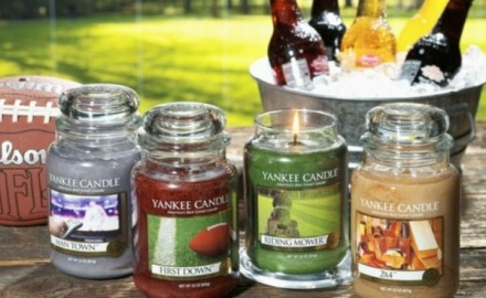 Yankee Candle, the company responsible for tricking our wives and girlfriends into thinking