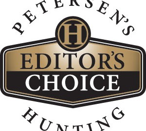 For the last three years, Petersen's Hunting has awarded manufacturers with the Editor's Choice