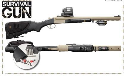 The Ultimate Survival Gun