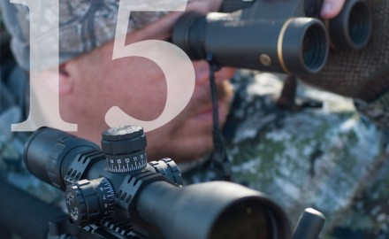 15 Best Optics for 2012