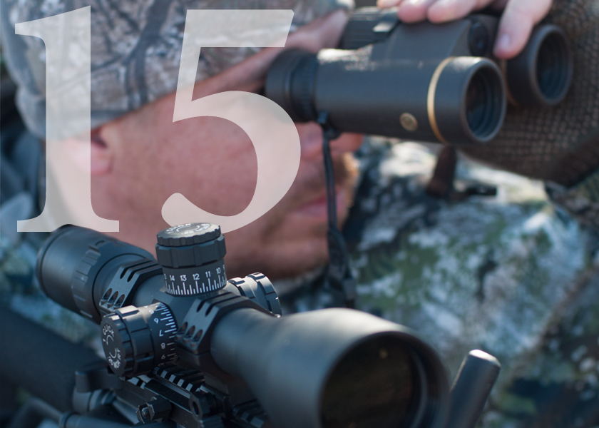 15 Best Hunting Optics for this Season