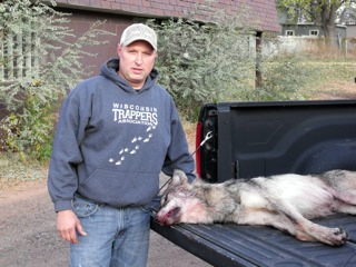 With a highly disputed wolf season underway in Wisconsin, the tension between hunters and their