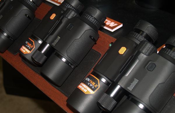 New Hunting Optics from the 2013 SHOT Show