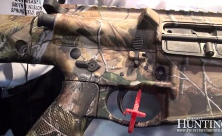 Smith & Wesson was on hand at the 2013 SHOT Show in Las Vegas for the release of their new