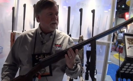 Stoeger was at the 2013 SHOT Show in Las Vegas for the release of the new Longfowler side-by-side