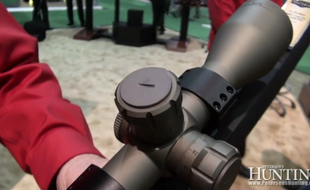 Bushnell rolled out a new addition to its Elite Tactical Riflescope line at SHOT Show 2013 in Las
