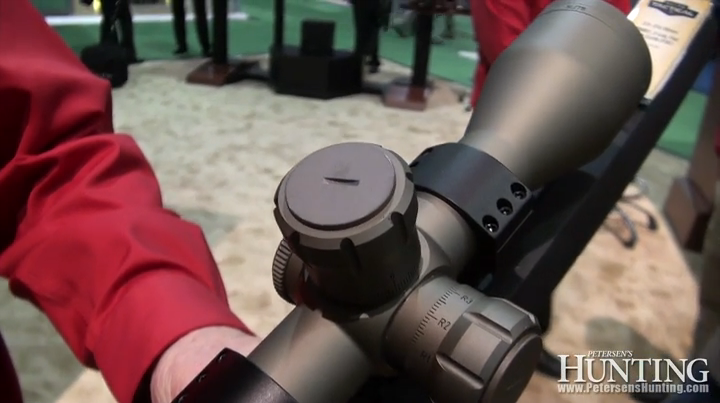 Introducing the Bushnell ERS Riflescope