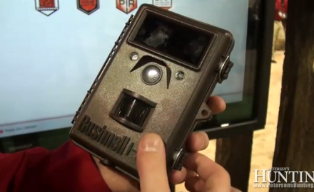 Bushnell rolled out its brand new trail camera, the Bushnell Trophy Cam HD Max, during the 2013