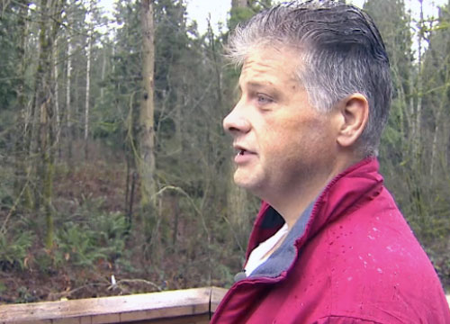 Washington Man Attacked by Coyotes