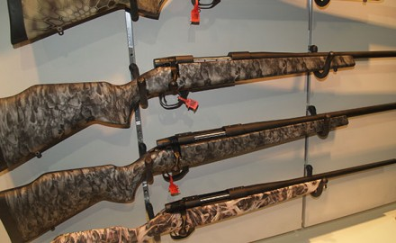 Petersen's Hunting was at the 2013 SHOT Show in Las Vegas for the release of several new and