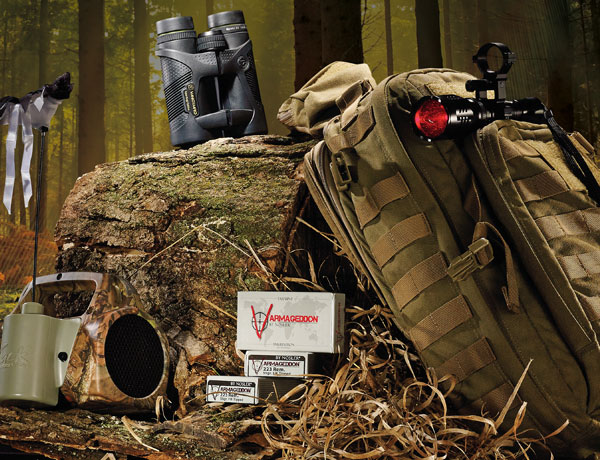New Predator Calls and Gear for 2013