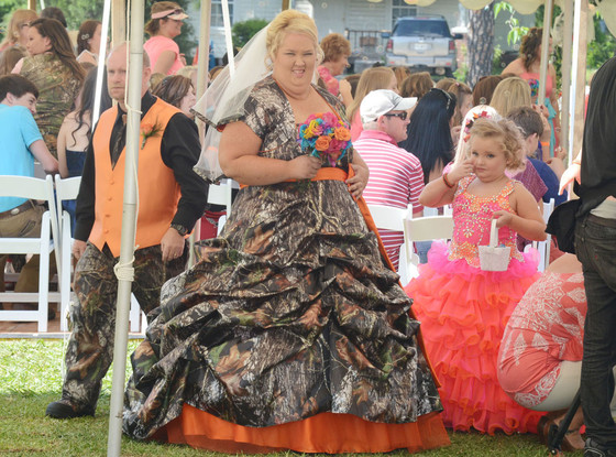 honey boo boo style the ultimate redneck wedding