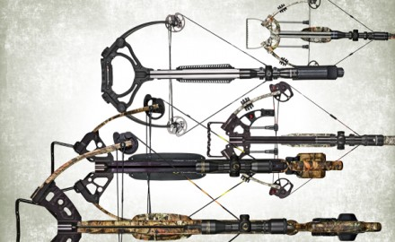 Our annual crossbow shootout is undoubtedly the project that takes the most time. We do all the