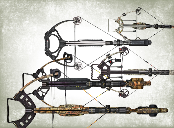Head to Head Review: Top Crossbows of 2013