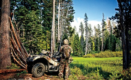 We're always on the lookout for the next perfect hunting spot. That usually means traveling farther