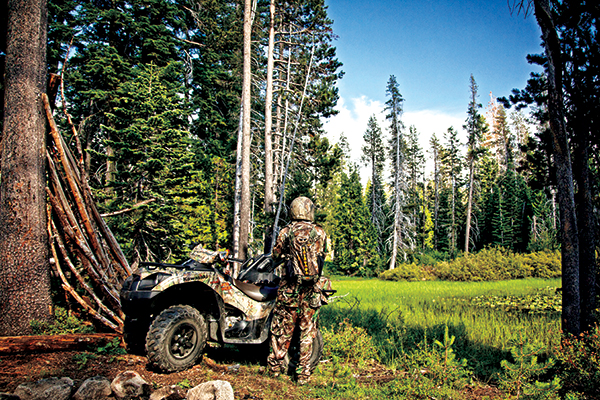 HUNTING's Best ATVs of 2013