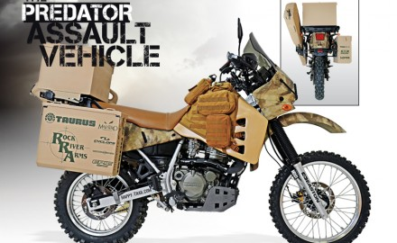 When hunters think of all-terrain, off-road hunting vehicles, ATVs and UTVs are often the only