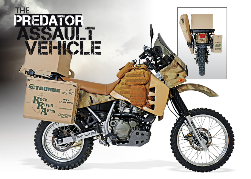 The Ultimate Predator Assault Vehicle