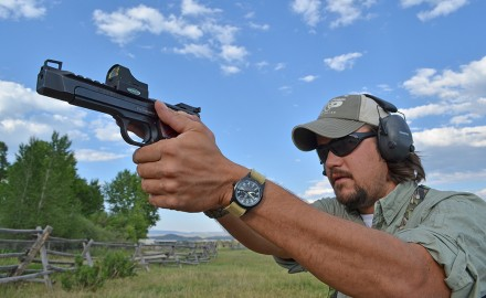 Often overlooked, handguns have just as much a place in a hunter's gear as any other lead thrower