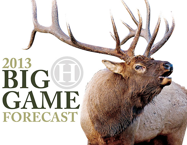 HUNTING's 2013 Big Game Forecast