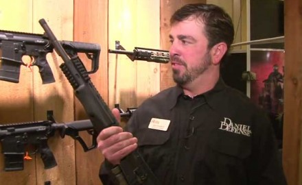 Ambush Firearms, the hunting branch of Daniel Defense, was at the 2014 SHOT Show in Las Vegas to