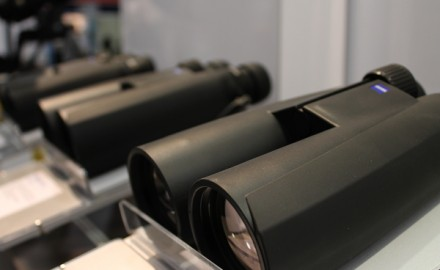 The theme of this year's SHOT Show seemed to be tactical—the bulk of guns, optics and ammunition