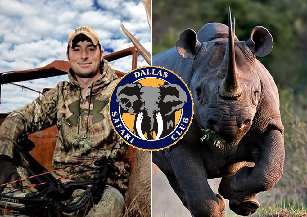 Why Antis are Wrong About Corey Knowlton & Hunting the Black Rhino