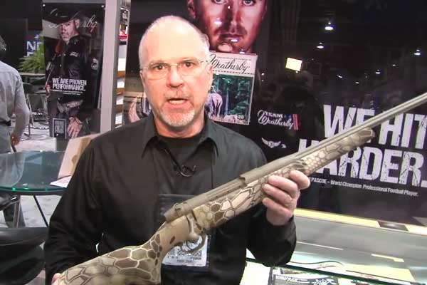 Introducing the Weatherby Limited Edition Chris Kyle Rifle