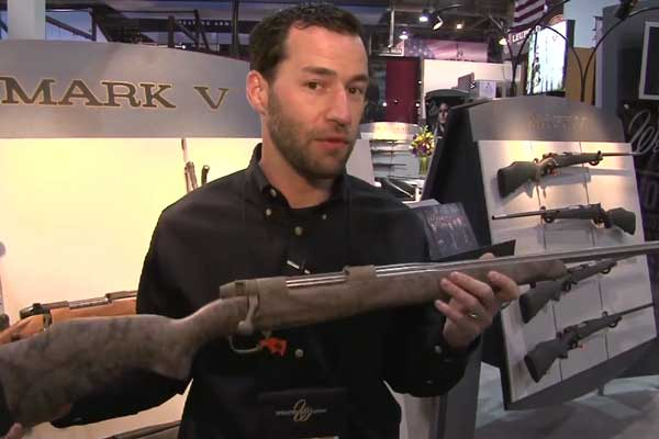 Introducing the Weatherby Mark V Terramark RC