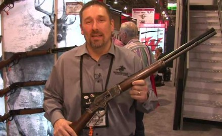 Winchester was on hand at the 2014 SHOT Show in Las Vegas for the release of their newest variation