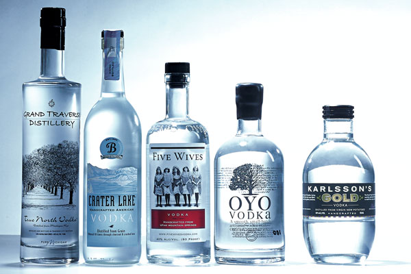 Clear Objectives: 5 Great Vodkas for Cold Winter Days