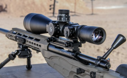Long range shooting is the latest craze to sweep the hunting and shooting industry. Why not?