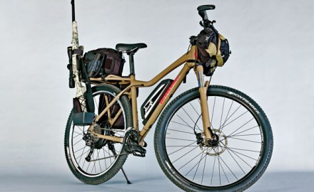 Mountain Bikes are an incredible (but underutilized) tool for hunters, and when you add some