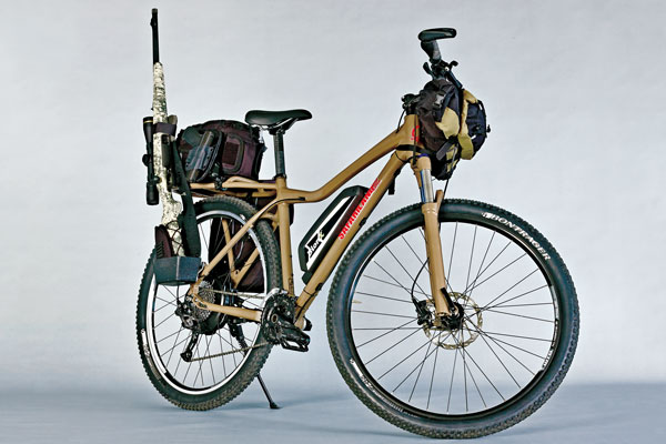 The Ultimate Hunting E-Bike