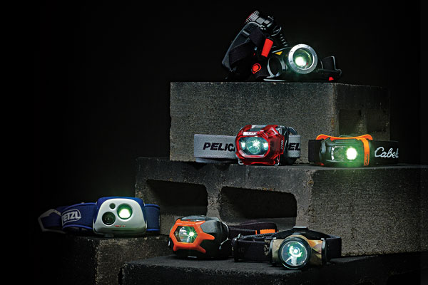 The Best Hunting Headlamps for 2014