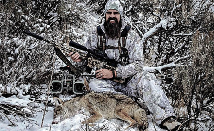 The recipe for a successful coyote hunting road trip requires a few key ingredients. First, the