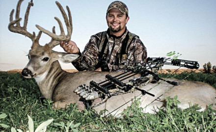 When it comes to big whitetails, guys always think of the Corn Belt: Iowa, Illinois, Ohio, and
