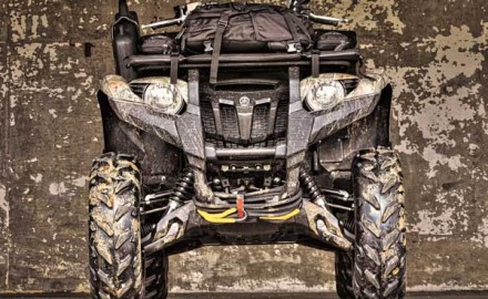 Most sportsmen fall into one of two categories: those that have an ATV or those that want one.