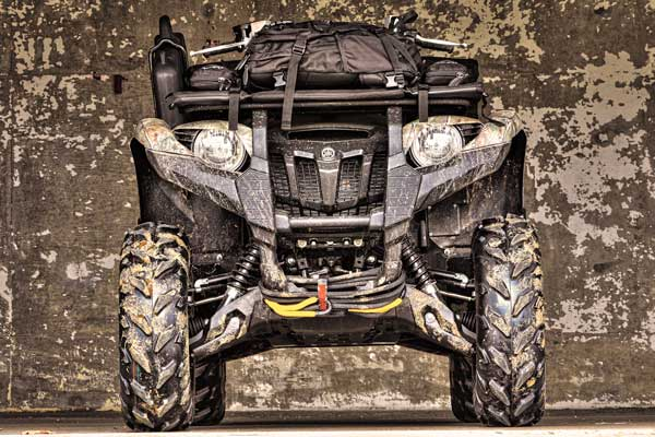 The Ultimate Hunting ATV: Yamaha Grizzly 700