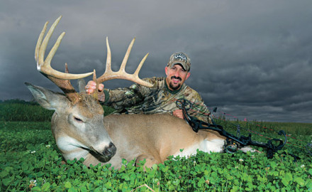 Dan Perez's Whitetail Properties is at its core a  business, but they're not only making money, they're making a difference in the whitetail industry.