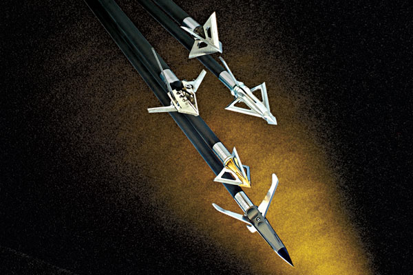 Slice, Slice Baby: Best New Broadheads for 2014