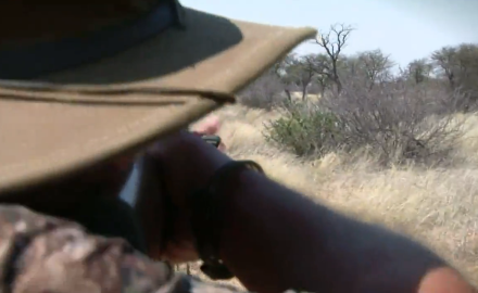 Sometimes african hunting is all about random opportunities, as Kevin Steele discovers in the