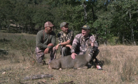 Craig Boddington and friends head for the Columbia River in search of whitetail deer.