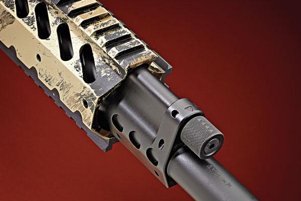The Biggest AR Ever: NEMO OMEN  458 Winchester Magnum