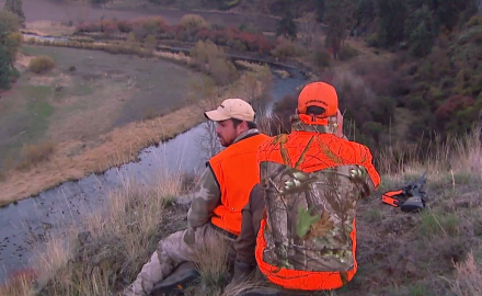 Hunt Washington state's whitetail hotspot, the Palouse River Valley with Mike Schoby and friends.