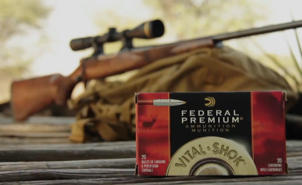 Kevin Steele talks about choosing the right weapon and ammo when going on a African plains hunt.